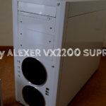 『WiNDy ALEXER VX2200 SUPREMER』わたしが愛用するレトロなアルミ製PCケース