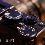 『FUJIFILM X-E1』レビュー!レトロな操作感が楽しいオールドレンズ専用機